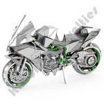 Metal Earth ICONX: Kawasaki Ninja H2R