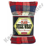 Plaid Flannel Neck Warmer