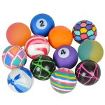 (100 Count) 32 MM Bouncy Balls