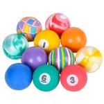 (100 Count) 35 MM Bouncy Balls