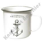 Mug - Enamel - The Adventurer