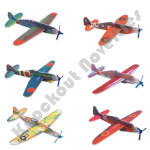 "(48 Piece) 8"" Flying Glider Planes"