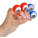 """(Dozen) 2.25"""" Finger Eye Puppets"""