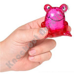 "(Dozen) 2.5"" Sticky Squeeze Frogs"