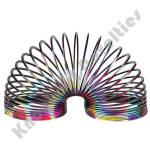 "3"" Metallic Rainbow Coil Spring"