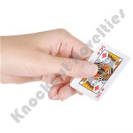 "(Dozen) 2.5"" Mini Playing Cards"