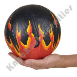 "7"" Flame Mini Basketball"