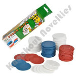 (100 Piece) Poker Chips