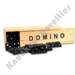 (Dozen) 28 Piece Wooden Domino Sets