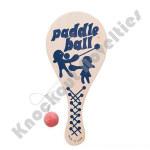 """10"""" Paddle Ball"""