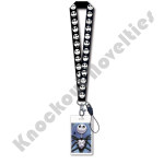 Lanyard & Name Tag - Jack head