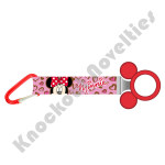 Bottle Holder Lanyard & Key Ring - Minnie