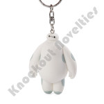 3D Figure Key Ring - Big Hero 6 - Nurse Baymax