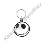 Key Ring - Nightmare Before Christmas - Jack Head Smiles