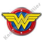 Lapel Pin - DC Comics - Wonder Woman Logo Colored
