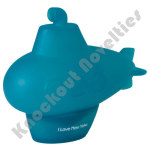 Bath Light - Blue Submarine