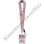 Lanyard & Name Tag - Disney Princess