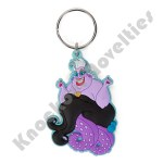 Soft Touch Keyring - Ursula