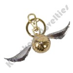 Key Ring - Harry Potter - Golden Snitch
