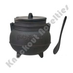 Ceramic Cauldron Soup Mug With Spoon - Harry Potter