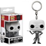 Pocket POP Keychain: Night Before Christmas - Jack Skellington