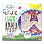 Creative Roots Create Your Own Hand Print In Stone