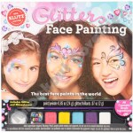 Glitter Face Painting