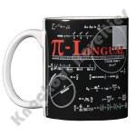 Pi-Lingual - Mug