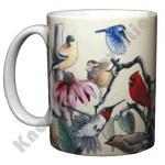 Garden Birds - Mug
