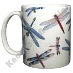 Dragonfly Wrap - Mug