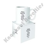 """Quotable Mug - """"The Best Is Yet To Be"""" - Robert Browning"""