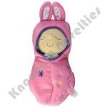 "Plush - 6"" Snuggle Pods - Hunny Bunny"