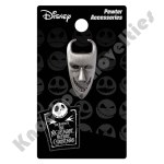 Lapel Pin - Nightmare Before Christmas - Lock Mask