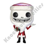 POP Disney: The Nightmare Before Christmas - Santa Jack Skellington