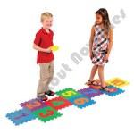 Hopscotch Puzzle Mat