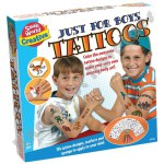 Just For Boys Tattoos