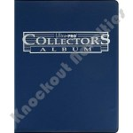 Binder: 9pkt: Portfolio: Collectors Blue