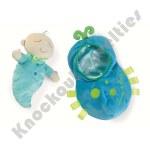 "Plush - 6"" Snuggle Pods - Snuggle Bug"