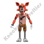 Poseable Action Figure: Five Nights At Freddy's - Foxy