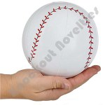 "(Dozen) 9"" Inflatable Baseballs"