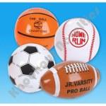 "(Dozen) 16"" Inflatable Sports Balls"