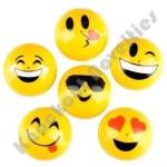 "(Dozen) 1.75"" Emoticon Poppers"