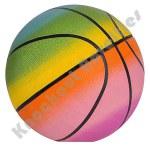 """9.5"""" Rainbow Basketball"""
