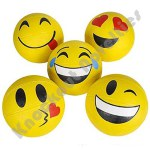 "9.5"" Emoticon Basketballs"