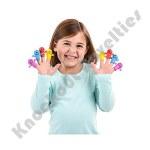 (Dozen) Smile Finger Puppet