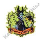 Magnetic Figure - Disney - Maleficent with Crow