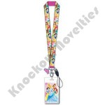 Soft Dangle Lanyard - Princess
