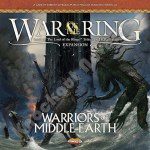 Lord Of The Rings : War Of The Ring : Warriors of Middle-Earth
