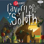 Catacombs : Caverns of Soloth 3rd Ed