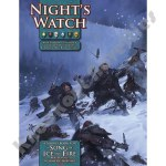 A Song of Ice and Fire : Nights Watch